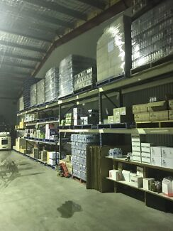Transport and distribution business for sale