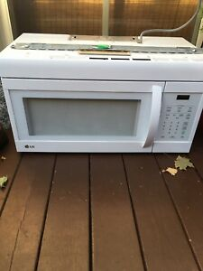 LG  microwave for sale**** MUST GO