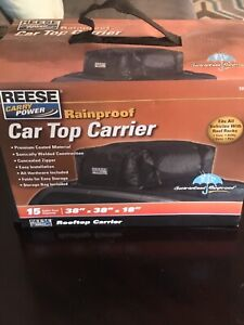 Roof top carriers 50$ for everything!!