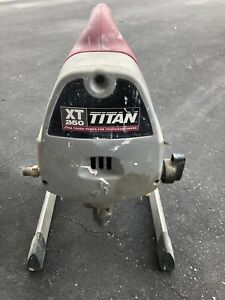 Titan 250 XT    Spray machine
