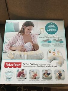 4 in 1 Nursing Pillow