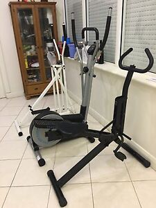Cross trainer and exercise equipment Ferryden Park Port Adelaide Area Preview