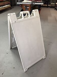 Portable Business Sign- indoor or outdoor