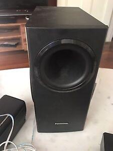 Panasonic speakers Mosman Park Cottesloe Area Preview