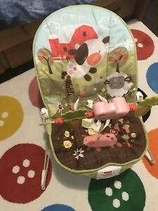 Fisher-Price Forest Fun Bouncer