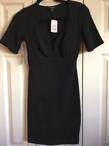 New with tags LeChateu sz Small Little Black dress
