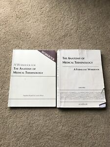 The anatomy of medical terminology textbook