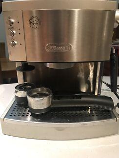DeLonghi E.S.E (Easy Serving Espresso) Machine.