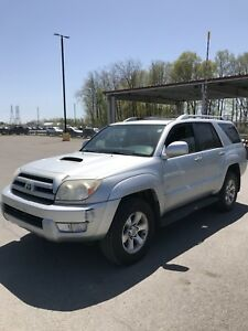 2004 Toyota 4Runner automatique $5800