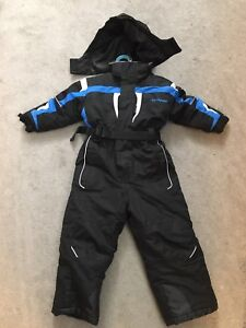 NorthPeak snow suit one piece size 2 and 4 toddler