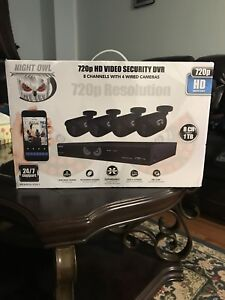 HD VIDEO SECURITY DVR