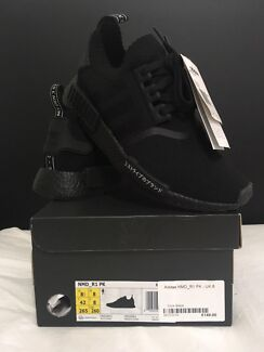 Adidas NMD R1 PK Japan Boost Triple Black Size 8.5 US