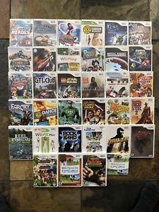 Jeux Nintendo Wii