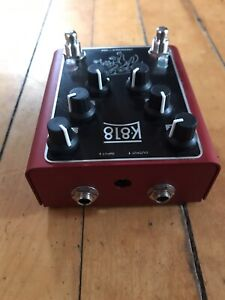 Greenchild Amps K818 Dual Overdrive
