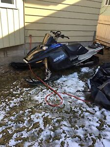 2007 skidoo Rev 800r for parts. New motor
