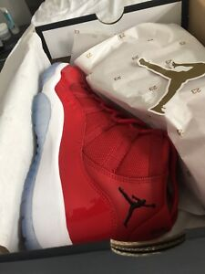 Jordan 11 retro size 6.5 Ds sold out everywhere
