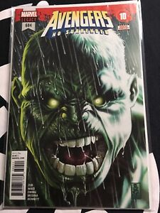 AVENGERS #684 NO SURRENDER FIRST APPEARANCE OF IMMORTAL HULK