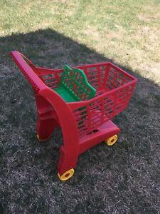 Children's Shopping Cart