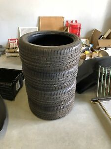 245/40/19 Goodyear Eagle RS-A LIKE NEW