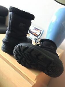 sorel winter boots 11