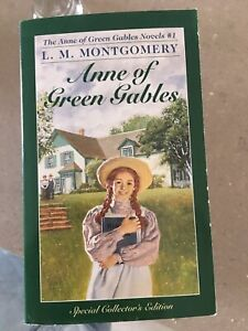 Anne of green gables L M Montgomery