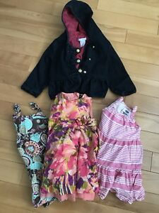 Toddler girl clothing lot - 12-18 months