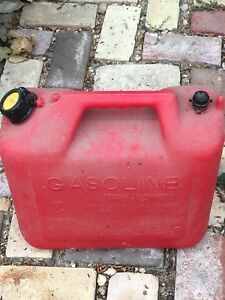 20 L gas / Jerry can