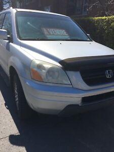 Honda pılot 2003