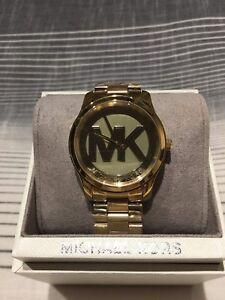 Michael Kors Parker Gold Tone