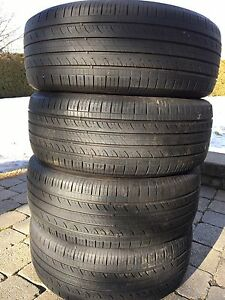 4 Pneus Hankook Optimo 205/55/16