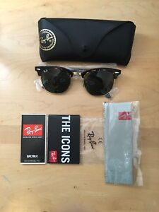 Like New Ray Ban Club Masters
