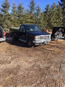 1989 GMC 1500 4x4  for parts