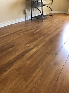•Laminate Flooring Installation •