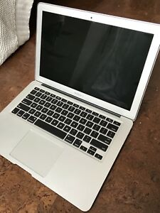 "MacBook Air 13"", mid 2013, 4Gb, 1.3Ghz, 128Gb SSD, High Sierra"