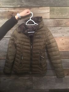 Green Rehall Outerwear. Size small.