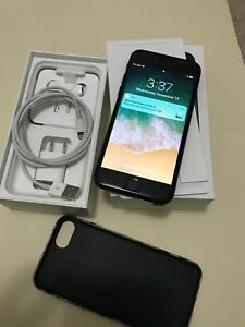 iPhone 7 Matte Black 128gb, Working with Rogers / Chatr