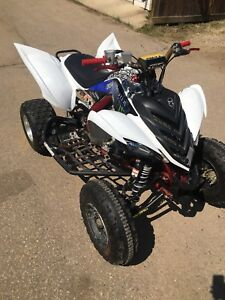 2008 Yamaha Raptor 700se *Trades welcome*