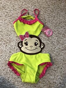 Girls brand new with tags size 4T bathing suit