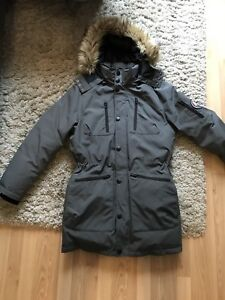 Mens Down Winter Jacket