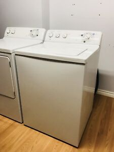 Electric Washer and Gas Dryer
