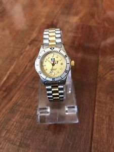 Vintage Tag Heuer ladies diver watch