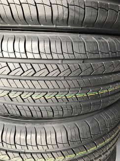Brand new 225/65R17 tyres