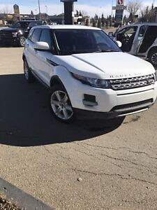 Winter beast! Range Rover Evoque Pure
