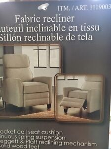 Looking for this recliner from Costco