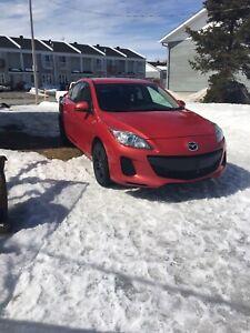 Mazda3 skyactive