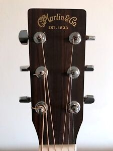 Martin DX1AE Acoustic Electric w/ HSC