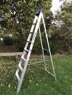 Bailey ladder Apollo Mkll- Alum. 2.4m