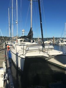34' Gemini Catamaran for Sale