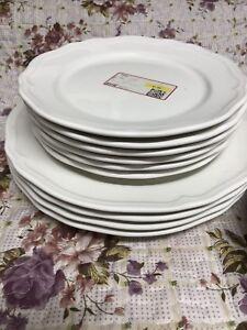 Brand new plates