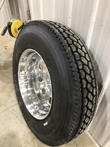 New and Used Semi and Trailer tires